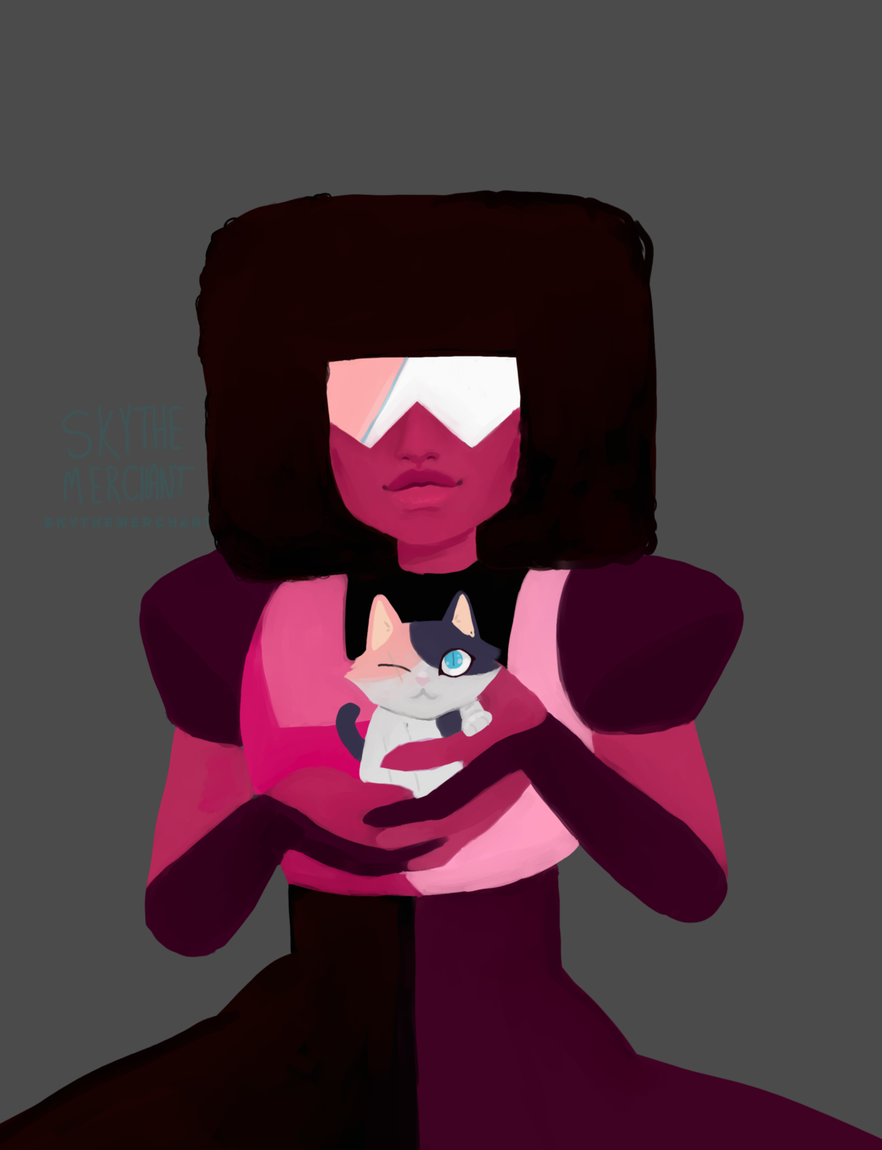 Garnet and (cat) steven for you all, since its been 80 years
