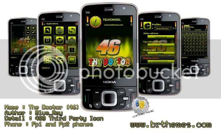 Tema Nokia 6210 Navigator Wallpaper