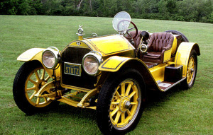Condon Skelly  Antique Car Insurance: History of the Stutz Motor Company