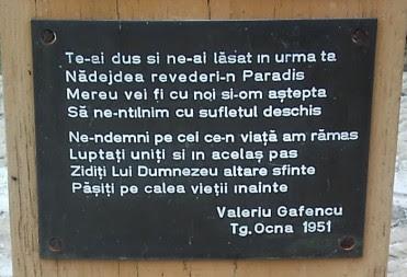 Inscriptie - versuri de ValeriuGafencu