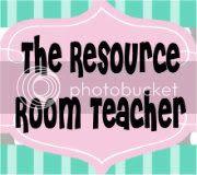 The Resource Room Teacher