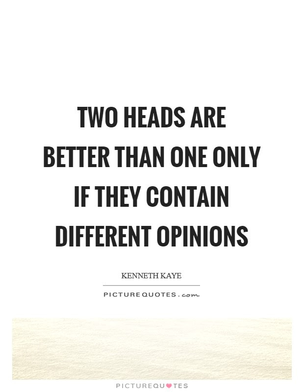 Different Opinions Quotes Sayings Different Opinions Picture Quotes