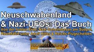 VIDEO: Neuschwabenland & Nazi-UFOs: Von der hohlen Erde, Nazi-Basen am Südpol, Raumfahrt unter Adolf Hitler & Reichsflugscheiben (WikiCommons / L. A. Fischinger)