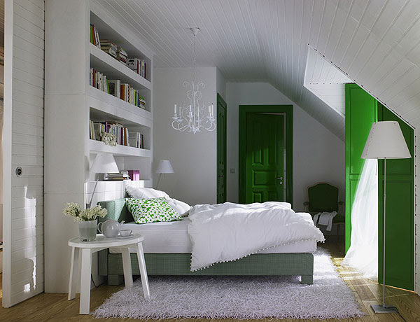 Turning The iAttici Into A iBedroomi a 50 Ideas For A Cozy Look