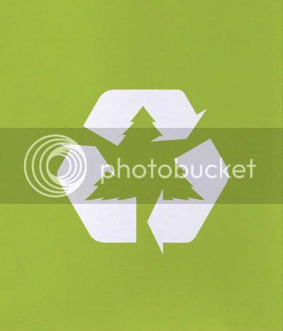 green earth-recycle at christmas by benjamyn cox + lloyd moffat