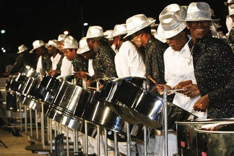 Panorama   Trinidad's Yearly Steel Drum Bands Competition