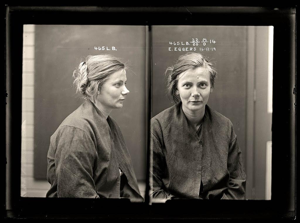 photo police sydney australie mugshot 1920 02 Portraits de criminels australiens dans les années 1920  photo photographie histoire featured art