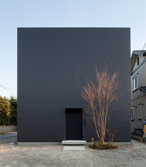 Japanese Architecture with Warm Minimalism  by mA style