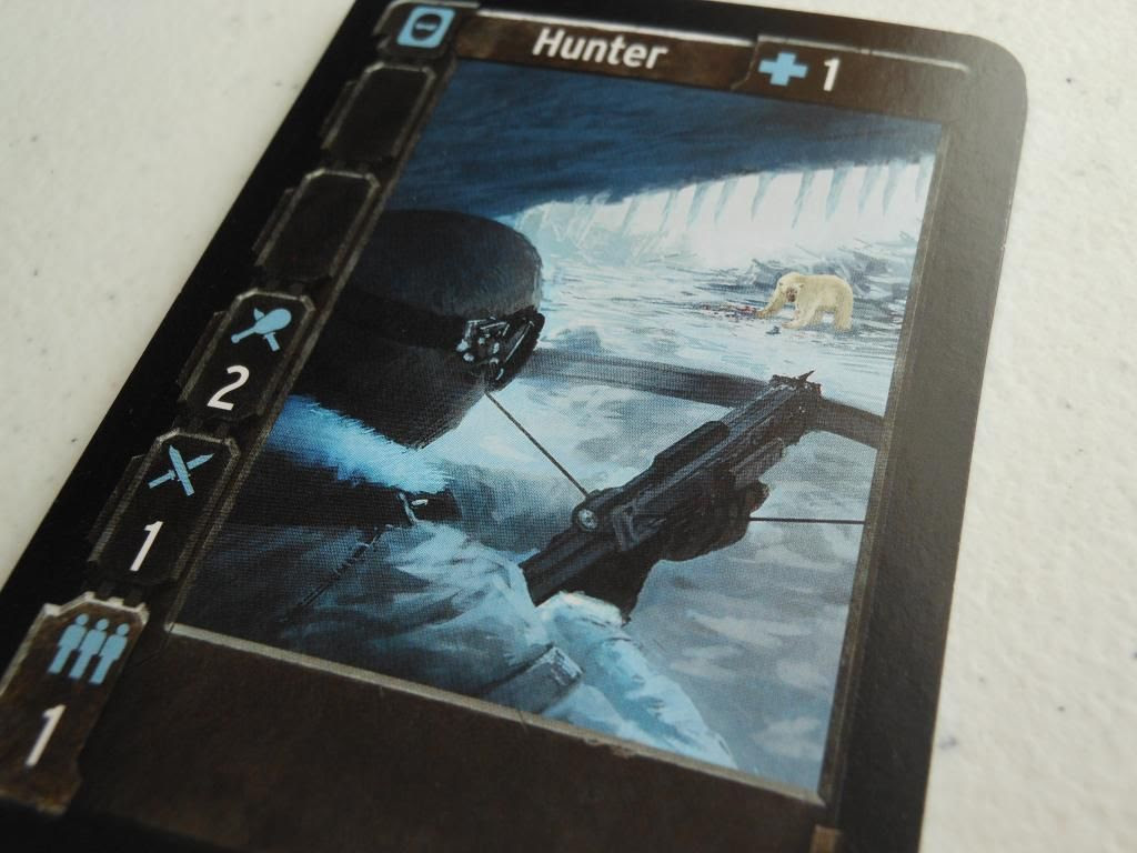 Arctic Scavengers Hunter