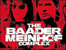 The Baader Meinhof Complex poster