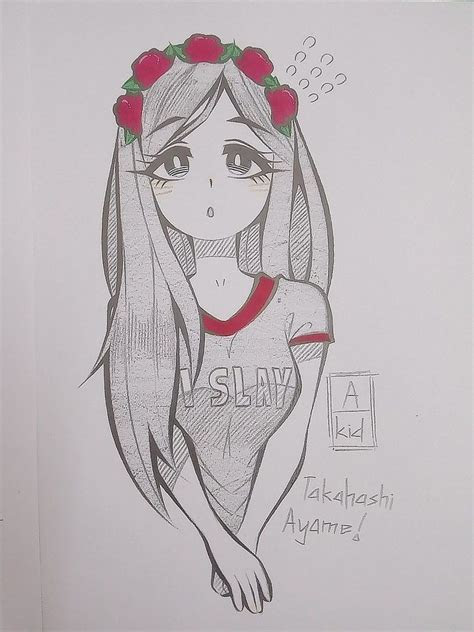 roses drawing ideas   pencil drawings anime