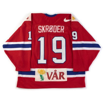 1999 Norway jersey photo Norway1999B.jpg
