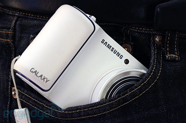 Setting aside the smartphone two weeks with Samsung's Galaxy Camera
