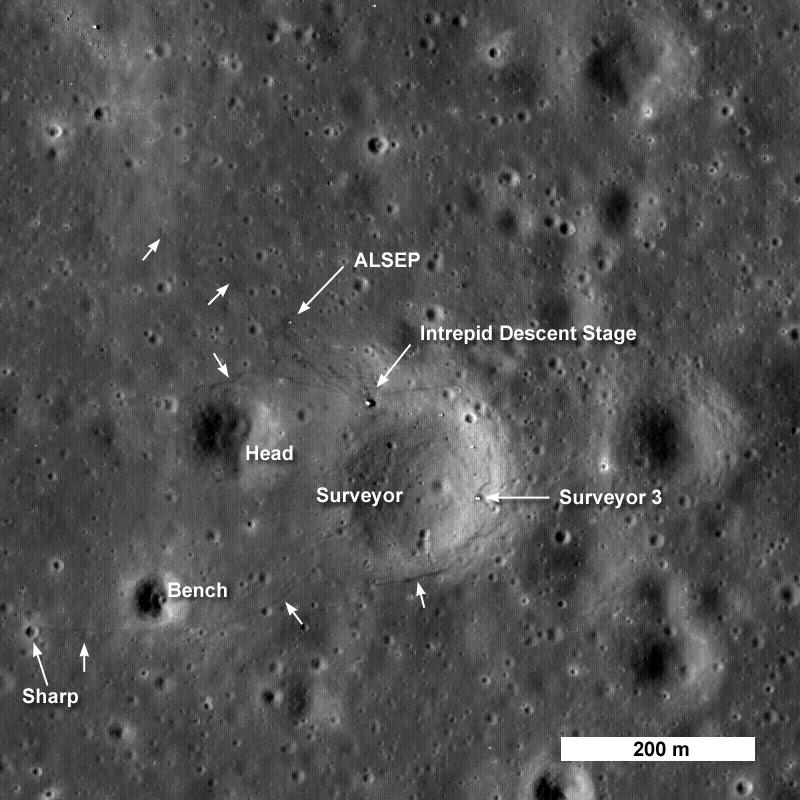 Sito di atterraggio dell'Apollo 12
