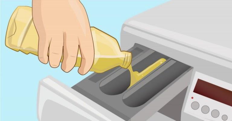 2ffe600d417 Huishoudelijke apparaten: In welk vakje moet wasverzachter