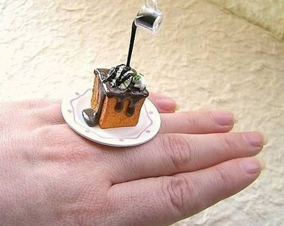 creative rings 10 in Creative 3D Rings