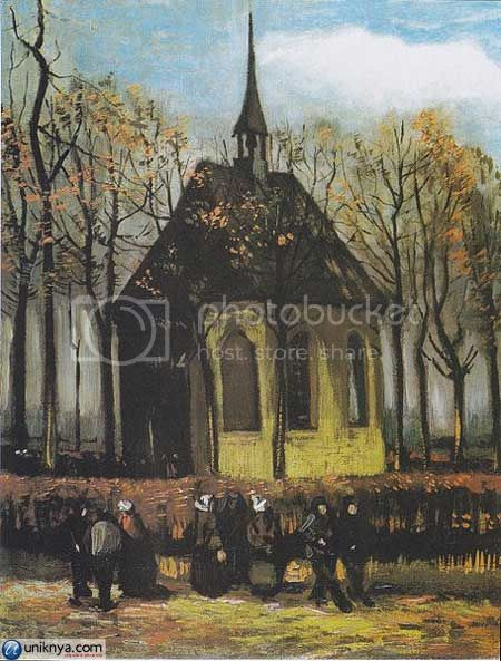 Congregation Leaving the Reformed Church in Nuene
