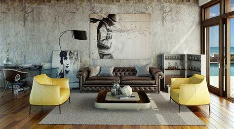 urban interior design ideas