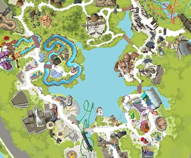 Islands Of Adventure Rides 2019