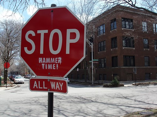 Stop, Hammer Time, or, Stop Hammer Time!