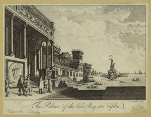 The palace of the vice-roy at ... Digital ID: 835837. New York Public Library