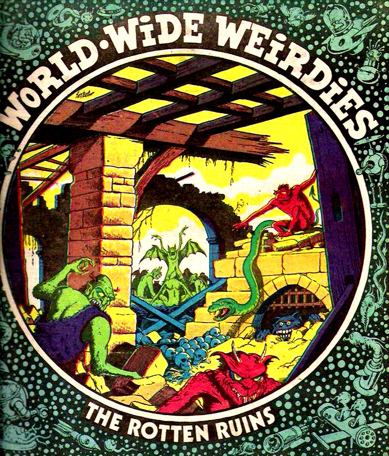 Ken Reid - World Wide Weirdies 118