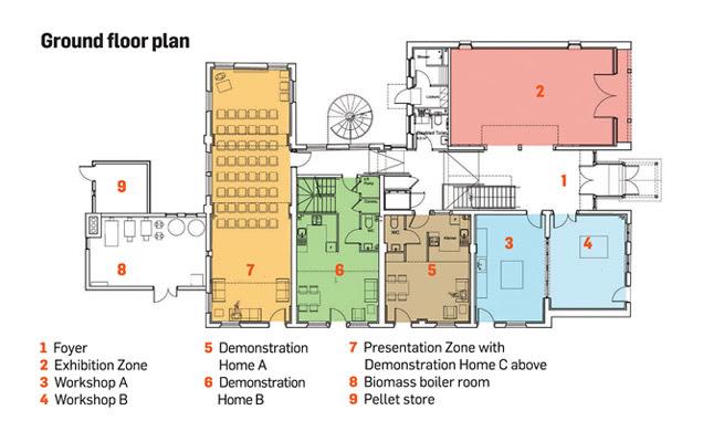 BRE's Victorian Terrace Retrofit project | Technical | Building Design