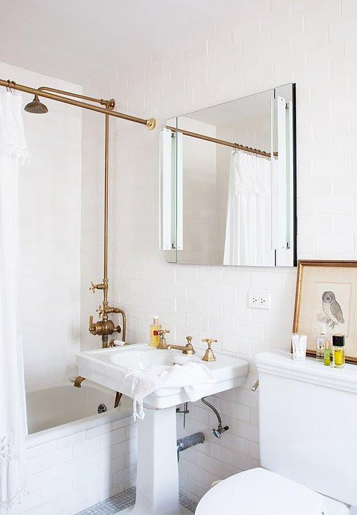 House Envy: Eclectic New York Apartment | lark & linen