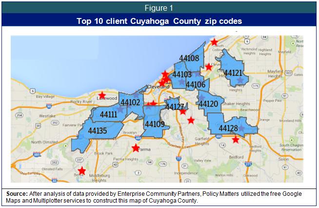 Cleveland Zip Code Map Cleveland Zip Code Map | States Maps