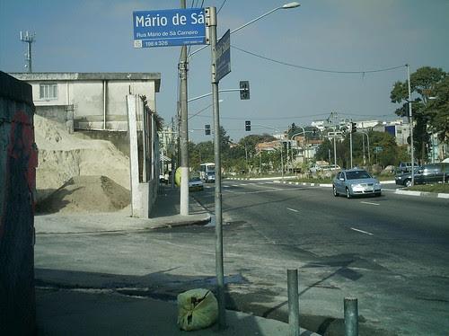 Av. Inajar de Souza X Mário de Sá Carneiro