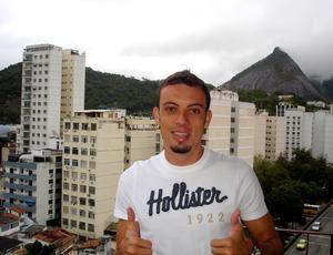 Paulo Sérgio Flamengo apartamento (Foto: Fred Huber / Globoesporte.com)