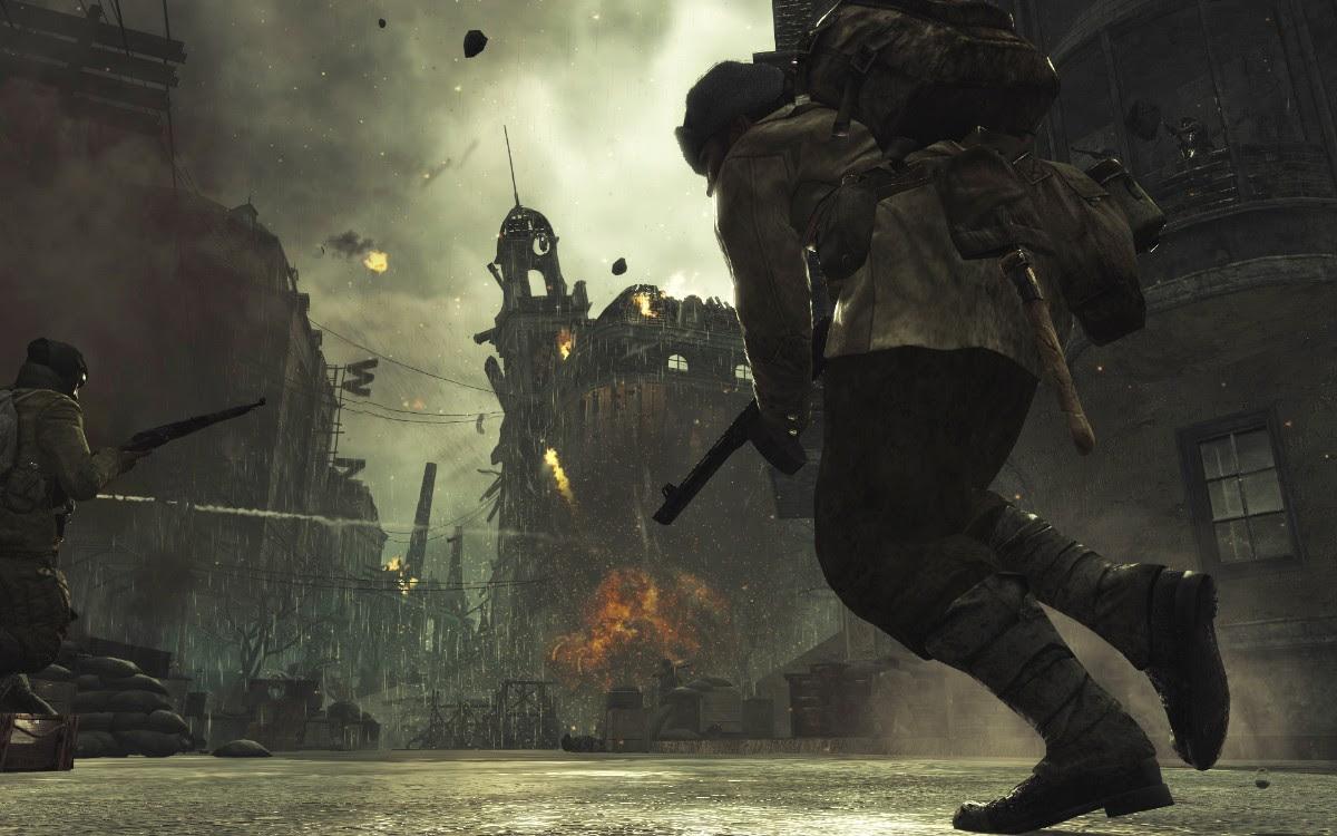 Screenshot of Call of Duty: World at War (PC)