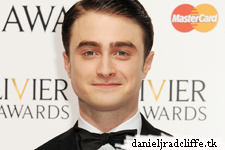 Updated(2): Daniel Radcliffe attends Olivier Awards