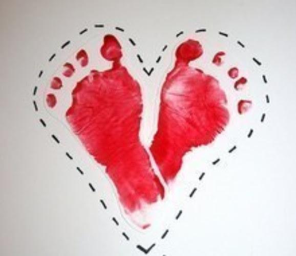 Рисуем ножками (3)