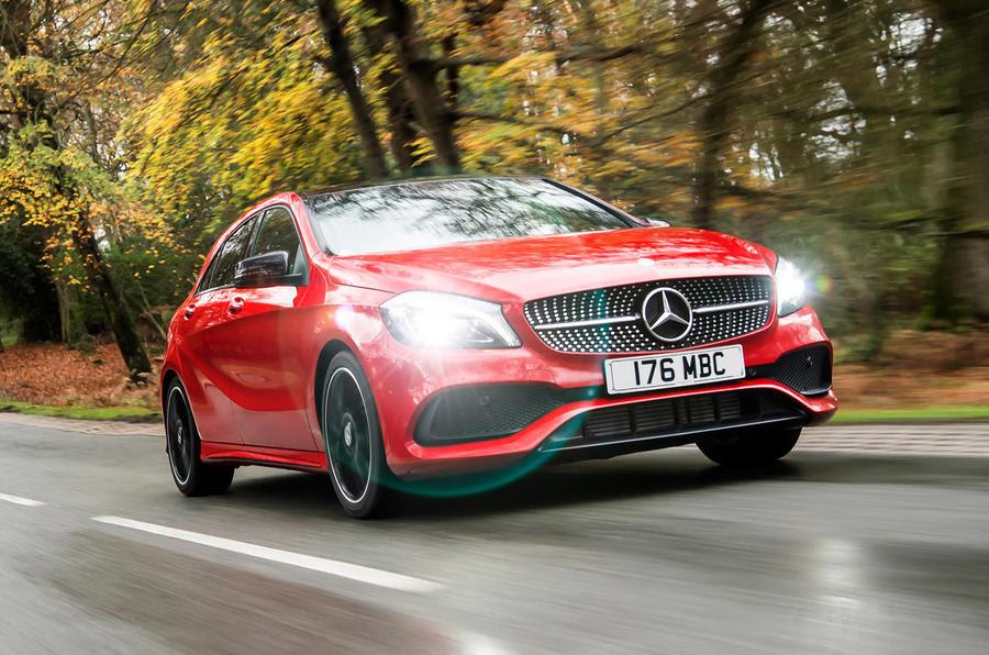 2016 Mercedes-Benz A-Class A 200 d Sport review review ...