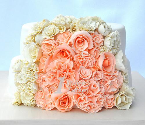 engagemen cake