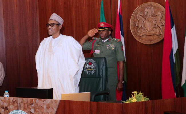 Image result for Buhari approves compulsory retirement, dismissal of judges
