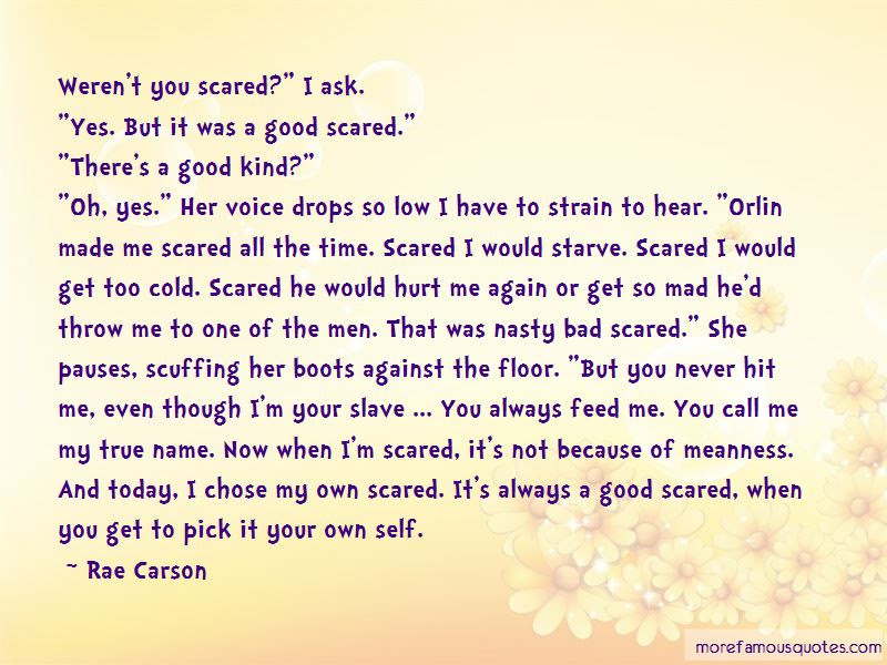 Quotes About Scared To Get Hurt Again Top 2 Scared To Get Hurt