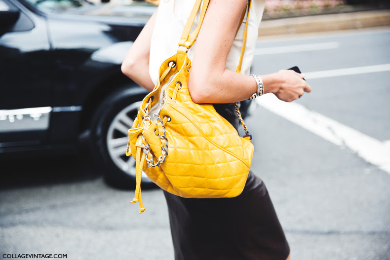 New_York_Fashion_Week_Spring_Summer_15-NYFW-Street_Style-Ece_Sukan-Yellow_Backpack-