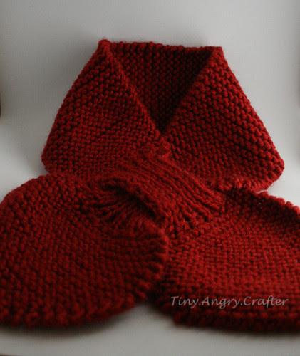 Copper scarflet