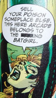 Recalled Comics All Star Batman And Robin 10 Recalled Curse Words