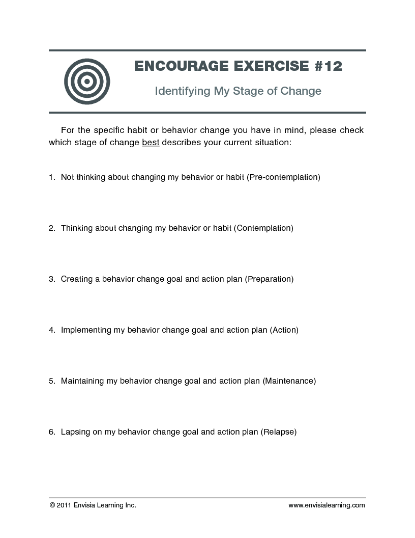 Envisias Leadership Development BlogFree Coaching Exercises Archives  Page 3 of 4  Envisias