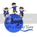 3 Boys & A Ball Of Yarn