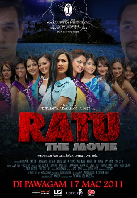 poster ratu the movie