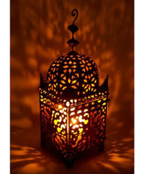 bulk lot marrakech punched moroccan lantern candle