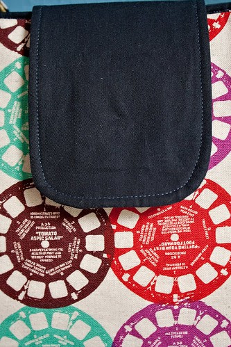 Computer Bag detail
