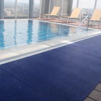 Alfombrillas de piscina de zona húmeda