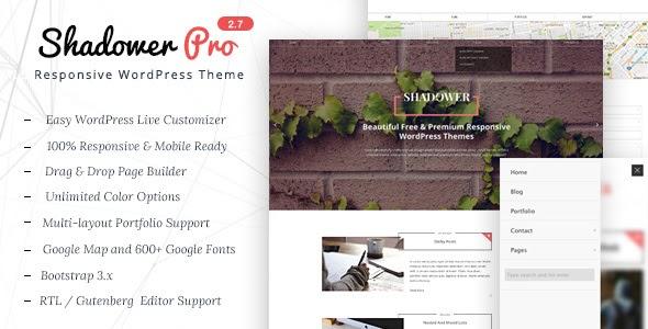 FREE ThemeForest tặng bạn 3 Theme WordPress hàng tháng