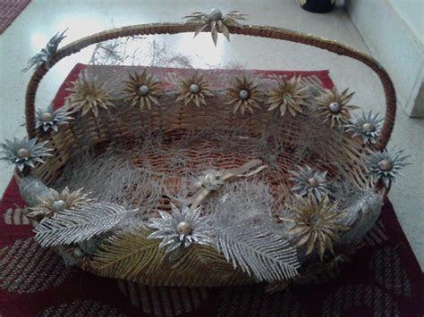 Fruit Basket Decoration Idea For Wedding