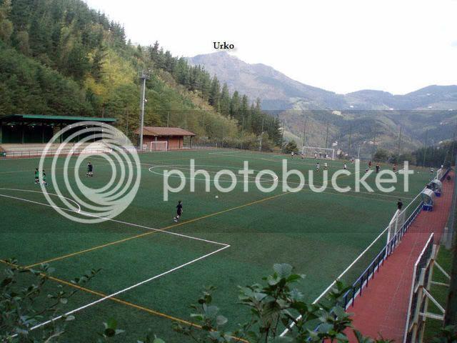 Resultado de imagen de campo de futbol unbe eibar